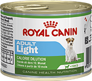 Royal Canin Adult Light, вес 195 гр.