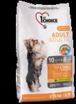 1st Choice Для собак миниатюрных и мелких пород, вес 7 кг.
