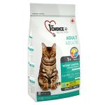 1st Choice для кошек кастрир./стерилизованных контроль веса, вес 5,44 кг.