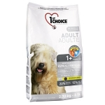 1st Choice для собак гипоаллергенный картофель и утка,вес 12 кг.