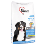 1st Choice для собак средних и крупных пород,вес 15 кг.