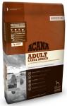 Acana Adult large breed, вес 11,4 кг.