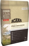 Acana Free-run Duck (утка), беззерновой, вес 11,4 кг.