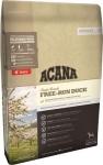 Acana Free-run Duck (утка), беззерновой, вес 2 кг.