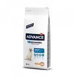 Advance Dog Maxi для собак крупных с курицей и рисом, вес 14 кг.