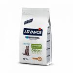 Advance Junior Sterilized для кошек стерилизованных до 2 лет, вес 1,5 кг.