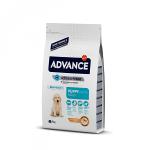 Advance Puppy Maxi для щенков крупных с курицей и рисом, вес 3 кг.