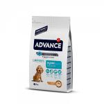 Advance Puppy Medium для щенков с курицей и рисом, вес 3 кг.