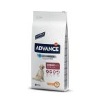 Advance Senior Maxi для собак пожилых крупных с курицей и рисом, вес 14 кг.