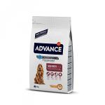 Advance Senior Medium для собак пожилых с курицей и рисом, вес 3 кг.
