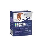BOZITA консервы для собак, индейка в желе, вес 370 гр.