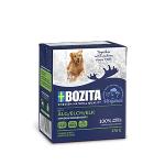 BOZITA консервы для собак, мясо лося в желе, вес 370 гр.