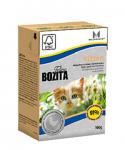 BOZITA консервы для котят курица в желе, вес 190 гр.