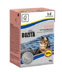 BOZITA консервы для кошек крупных лосось в желе, вес 190 гр.