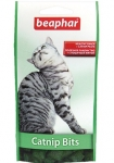 Beaphar Catnip Bits подушечки для кошек с кошачьей мятой, 35г