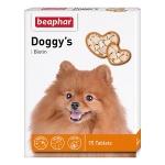 Beaphar Doggys+Biotin витамины для собак с биотином, 75 таблеток