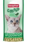 Beaphar Happy Rolls лакомства для кошек с кошачьей мятой, вес 50 гр.