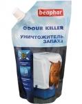 Beaphar Odour killer устранитель запахов для кошачьих туалетов порошок