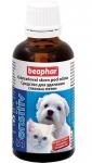 Beaphar Sensitiv средство для удаления слезных пятен у собак и кошек