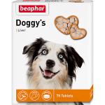 Beaphar витамины для собак со вкусом печени, 75 таблеток.