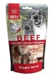 Blitz лакомства для собак бычий корень, вес 65 гр.
