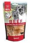 Blitz лакомства для собак трахея трубка, вес 50 гр.