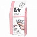 Brit VD для кошек беззерновая гипоаллергенная диета, вес 2 кг.