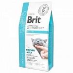 Brit VD Cat Obesity Беззерновая диета при избыточном весе и ожирении,вес 400 гр.