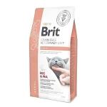 Brit VD Cat Renal Беззерновая диета при хронической почечной недостаточности,вес 400 гр.