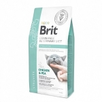 Brit VD Cat Struvite беззерновая диета при струвитном типе МКБ,вес 2 кг.