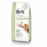 Brit VD для собак беззерновая диета при диабете, вес 2 кг.