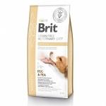 Brit VD для собак беззерновая диета при печеночной недостаточности, вес 12 кг.