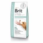 Brit VD для собак беззерновая диета при струвитном типе МКБ, вес 2 кг.
