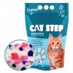 """Cat Step """"Лагуна"""" наполнитель силикагелевый 3,8л"""