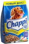Chappi Курочка аппетитная с овощами и травами, 600 гр.