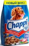 Chappi С говядиной по  домашнему с овощами и травами, 600 гр.