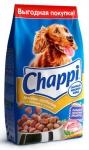 Chappi Мясное изобилие с овощами и травами, 15 кг.