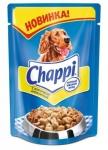 Chappi пауч Курочка аппетитная, 100 гр.