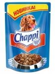 Chappi пауч С говядиной по домашнему, 100 гр.