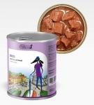 Dailydog casual line консервы для собак с кусочками утки в соусе, вес 405 гр. СКИДКА