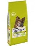 Dog Chow Adult Chicken.С курицей для взрослых собак, вес 14 кг.