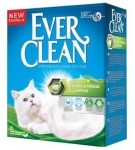 Ever Clean Extra Strong Clumping Scented с ароматизатором, вес 10 кг.