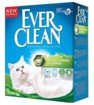 Наполнитель Ever Clean Scented комкующийся с ароматом, вес 6 кг.