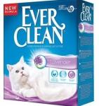 Наполнитель Ever Clean комкующийся с ароматом лаванды, вес 10 кг.