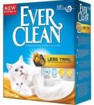 Ever Clean Less Trail для котят и длинношерстных кошек, вес 10 кг.