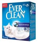Наполнитель Ever Clean комкующийся с добавлением кристаллов силикагеля, вес 6 кг.