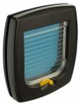 Ferplast  Двери SWING 1 (цвет коричневый), размер 21,5*24*5 см.