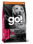 GO! Solutions для собак и щенков со свежим ягненком, вес 1,59 кг.