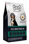 Gina Denmark Dog Mature 8+, вес 18 кг.