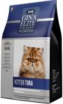 Gina Elite IT для котят с тунцом, 3 кг.